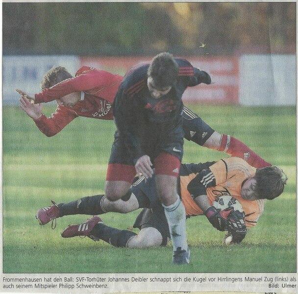 Schwäbisches Tagblatt 02.11.2015