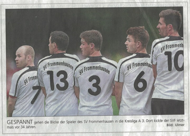 Schwäbisches Tagblatt 12.08.2015
