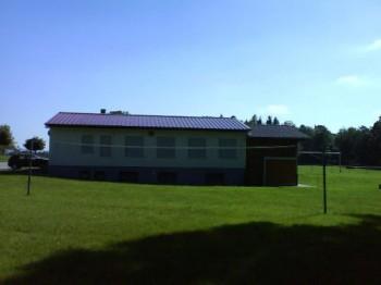 Sportheim hinten