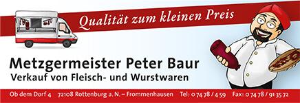 Peter Baur Logo