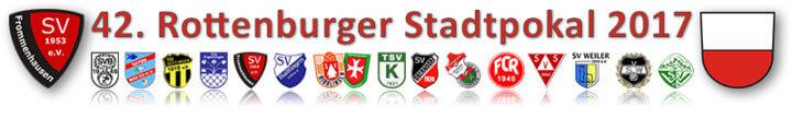 42. Rottenburger Stadtpokal 2017