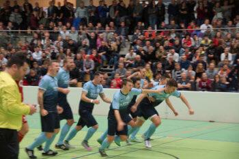 Siegerbild TuS Ergenzingen Stadtpokal Rottenburg