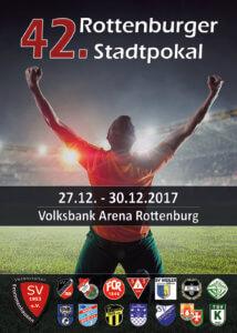 Stadtpokal 2017 Cover